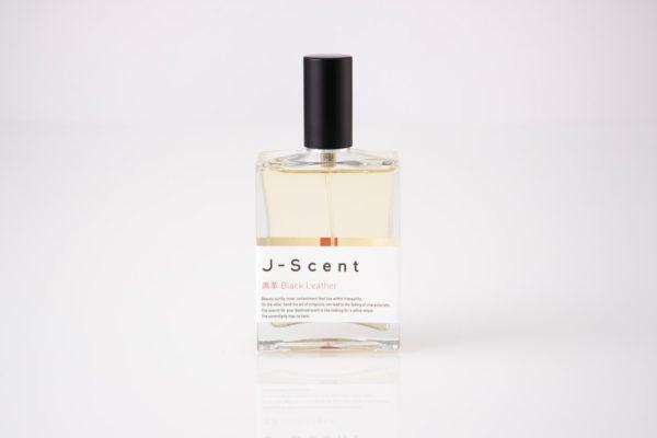 J-Scent黒革